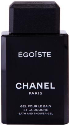 Chanel Egoiste gel de dus pentru barbati 2