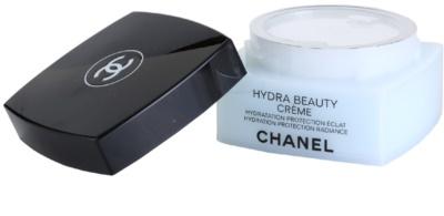 Chanel Hydra Beauty crema hidratante embellecedora para pieles normales y secas 1