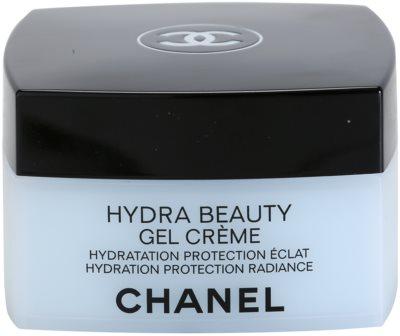 Chanel Hydra Beauty hydratační gel krém na obličej