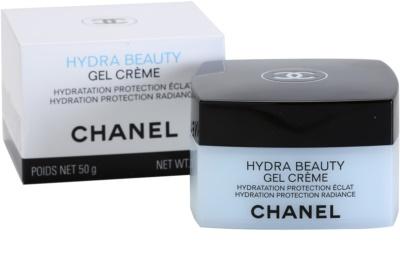 Chanel Hydra Beauty gel-crema hidratante para el rostro 1