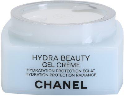 Chanel Hydra Beauty gel-crema hidratante para el rostro 2