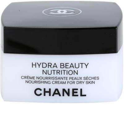 Chanel Hydra Beauty vyživující krém pro velmi suchou pleť