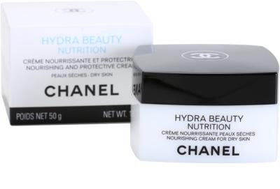 Chanel Hydra Beauty crema nutritiva pentru piele foarte uscata 1