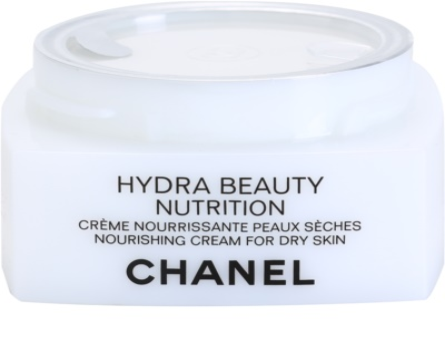 Chanel Hydra Beauty crema nutritiva pentru piele foarte uscata 2