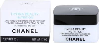 Chanel Hydra Beauty tápláló krém nagyon száraz bőrre 3