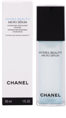 Chanel Hydra Beauty sérum intensivo hidratante 1