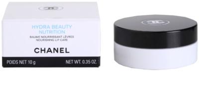 Chanel Hydra Beauty cuidado nutritivo para lábios 3
