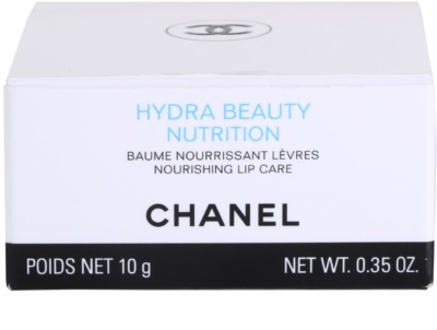 Chanel Hydra Beauty nährende Pflege für Lippen 4