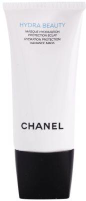 Chanel Hydra Beauty vlažilna in posvetlitvena maska