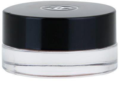 Chanel Illlusion D´Ombre Velvet Matter Lidschatten mit einem  Applikator 2
