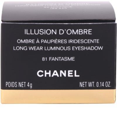 Chanel Illusion D'Ombre senčila za oči 4