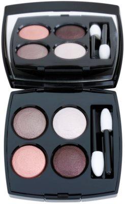 Chanel Les 4 Ombres de Chanel intenzivní oční stíny