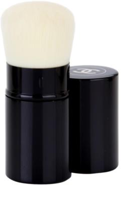 Chanel Les Beiges brocha para polvos estuche de viaje