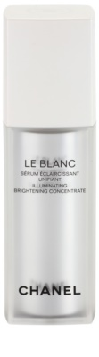 Chanel Le Blanc serum za osvetljevanje proti pigmentnim madežem