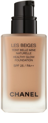 Chanel Les Beiges machiaj de stralucire pentru un look natural SPF 25 1