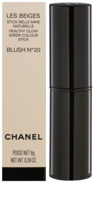 Chanel Les Beiges blush stick 3