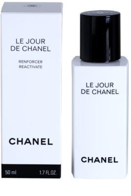 Chanel Le Jour De Chanel cuidado facial para regeneração de pele 3