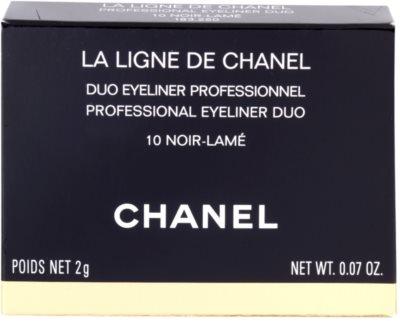 Chanel La Ligne De Chanel delineador de ojos 4
