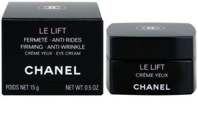 Chanel Le Lift krema za učvrstitev kože okoli oči z gladilnim učinkom 2