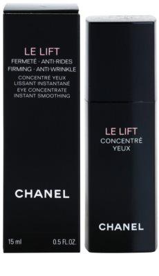 Chanel Le Lift serum pod oczy napinający skórę 2
