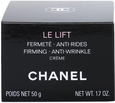 Chanel Le Lift feszesítő krém feltöltő hatással minden bőrtípusra 4