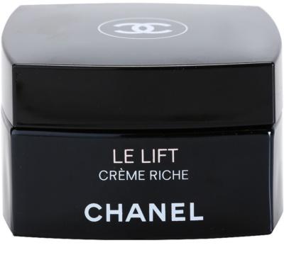 Chanel Le Lift стягащ крем с чупещ ефект за суха кожа