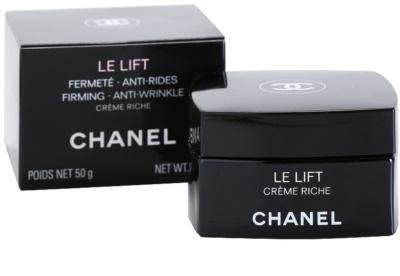 Chanel Le Lift стягащ крем с чупещ ефект за суха кожа 1