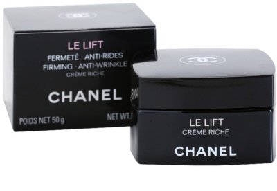 Chanel Le Lift crema reafirmante efecto tensor para pieles secas 1