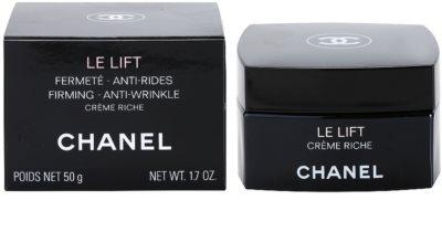 Chanel Le Lift стягащ крем с чупещ ефект за суха кожа 2