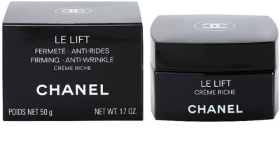 Chanel Le Lift crema reafirmante efecto tensor para pieles secas 2