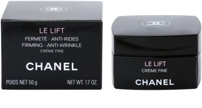 Chanel Le Lift зміцнюючий крем з розгладжуючим ефектом для комбінованої та жирної шкіри 2