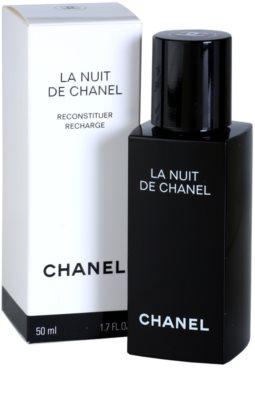 Chanel La Nuit De Chanel Nachtpflege für die Regeneration der Haut 2