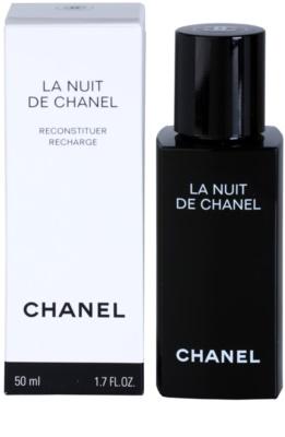 Chanel La Nuit De Chanel Nachtpflege für die Regeneration der Haut 3