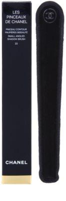 Chanel Les Pinceaux štětec na aplikaci očních stínu úhlový 2
