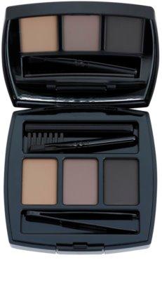 Chanel Le Sourcil De Chanel paleta para maquilhagem de sobrancelhas