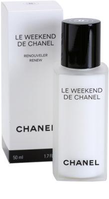 Chanel Le Weekend De Chanel ingrijire de weekend pentru regenerare 2