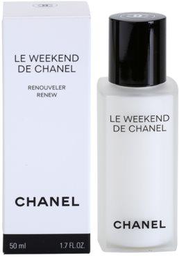 Chanel Le Weekend De Chanel cuidado de fim de semana para regeneração de pele 3