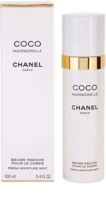 Chanel Coco Mademoiselle spray de corpo para mulheres