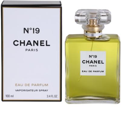 Chanel No.19 Eau de Parfum para mulheres