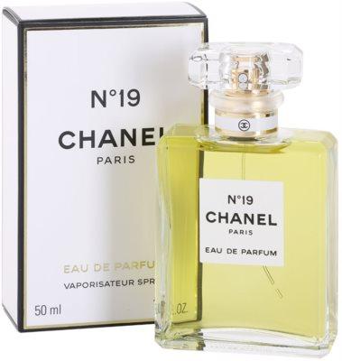 Chanel No.19 eau de parfum nőknek  vapo 1