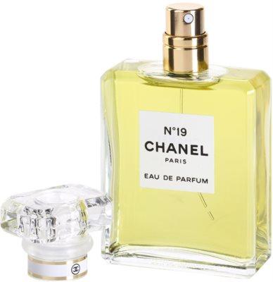 Chanel No.19 eau de parfum nőknek  vapo 3