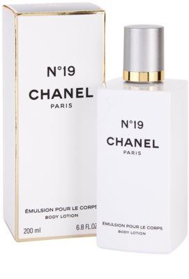 Chanel No.19 leche corporal para mujer 1