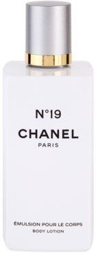 Chanel No.19 leche corporal para mujer 2