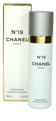 Chanel No.19 deospray pro ženy