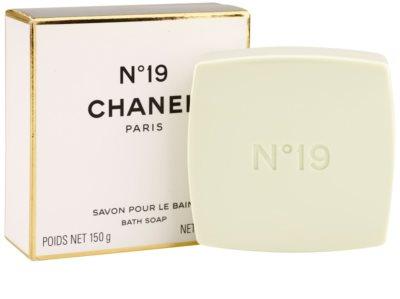 Chanel No.19 parfümös szappan nőknek 1