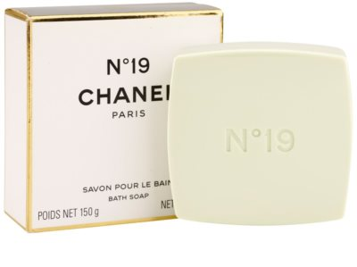 Chanel No.19 парфюмиран сапун за жени 1