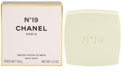 Chanel No.19 parfümös szappan nőknek 2