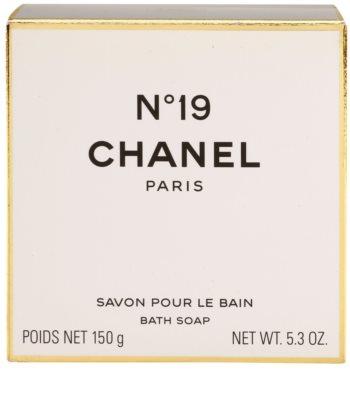Chanel No.19 parfümös szappan nőknek 3