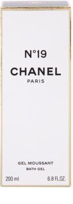 Chanel No.19 Duschgel für Damen 3