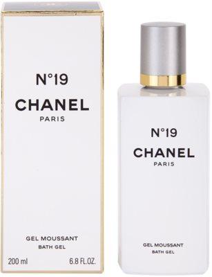 Chanel No.19 gel de ducha para mujer